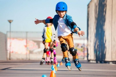 diferentes modalidades del patinaje sobre ruedas