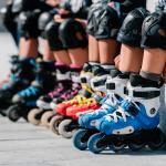 elegir la talla de los patines